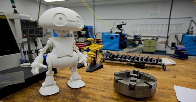 Asal Mula Nama Robot