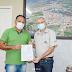 Alto do Rodrigues: Prefeito Nixon assina acordo de apoio e cooperação na execução do Projeto Vale Sustentável