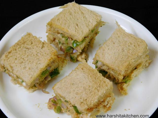 easy sandwich recipes salad dressing