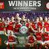 Pelo 2º ano seguido, o Arsenal conquista a Supercopa da Inglaterra.