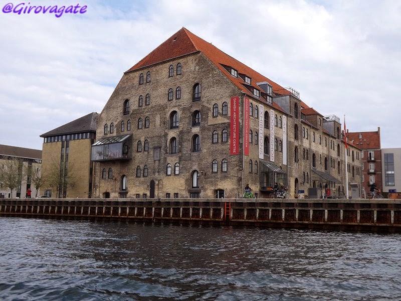 canal tour copenaghen
