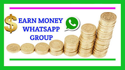 Online Earning WhatsApp Groups