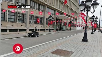 تونس : روبوتات حراسة أمنية ذكية تونسية الصنع تحرس شوارع العاصمة
