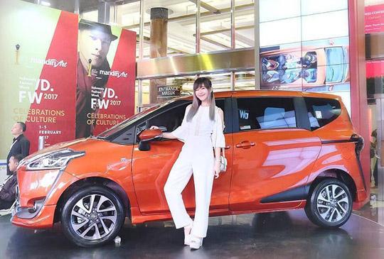 Toyota Pondok Jagung Tangerang