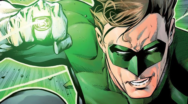 hal jordan green lantern terbaik