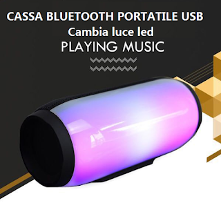 cassa amplificata bluetooth my672bt