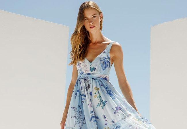 20 Εντυπωσιακά Αέρινα Καλοκαιρινά Φορέματα Zini Boutique
