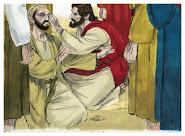 ঈসা আ অন্ধ ব্যক্তির আরোগ্য