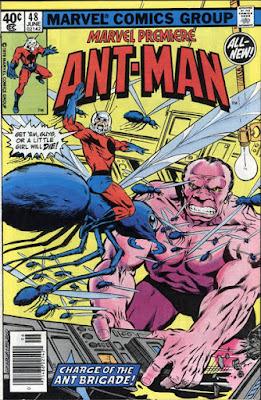 Marvel Premier #48, Ant-Man