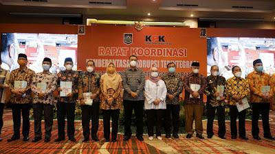 KPK RI Apresiasi Upaya Provinsi NTB Dalam Mencegah Korupsi