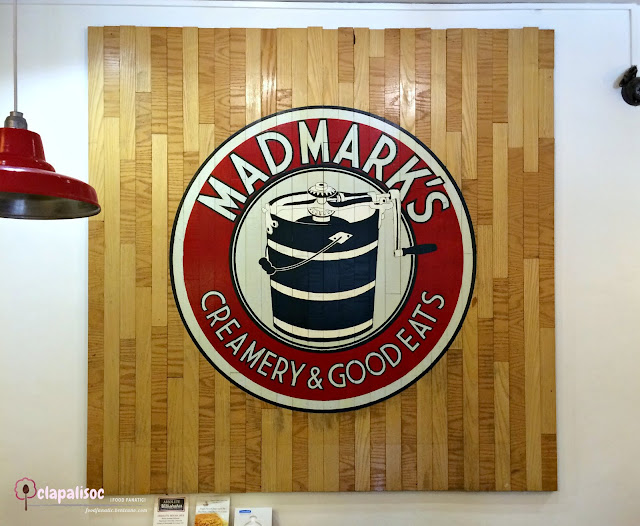 Mad Mark's Creamery Kapitolyo