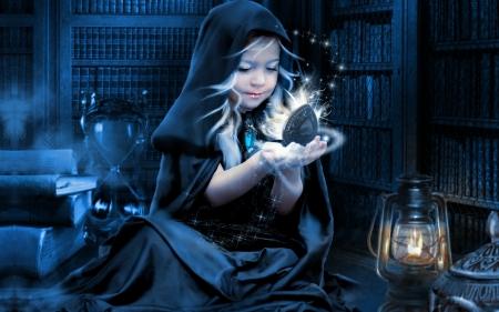 10 dấu hiệu cho thấy con bạn có phép thuật bẩm sinh