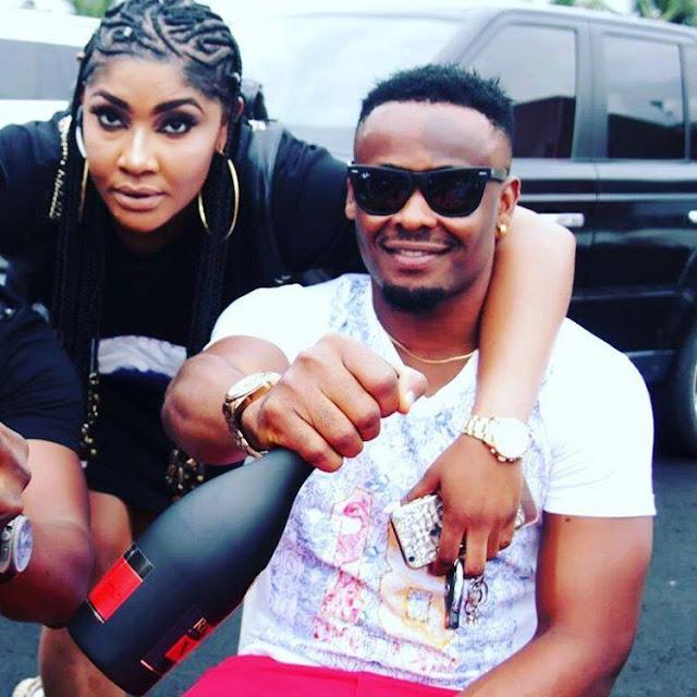 Angela Okorie wishes happy birthday to actor  Zubby michael