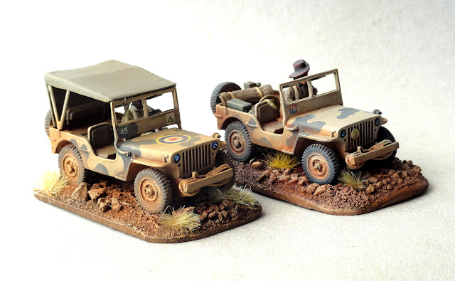 Jeep Bolt Action Warlord Games