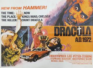 Poster - Dracula A.D. 1972 (1972)