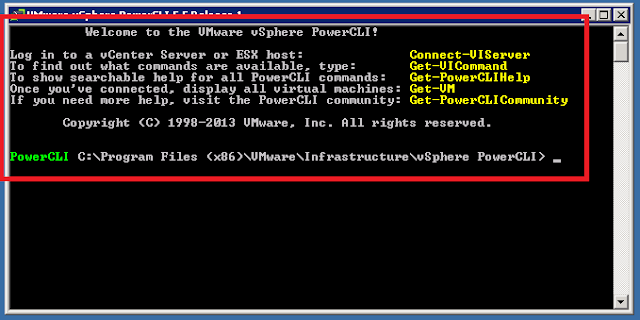 PowerCLI
