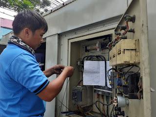 Service genset di Tangerang Selatan