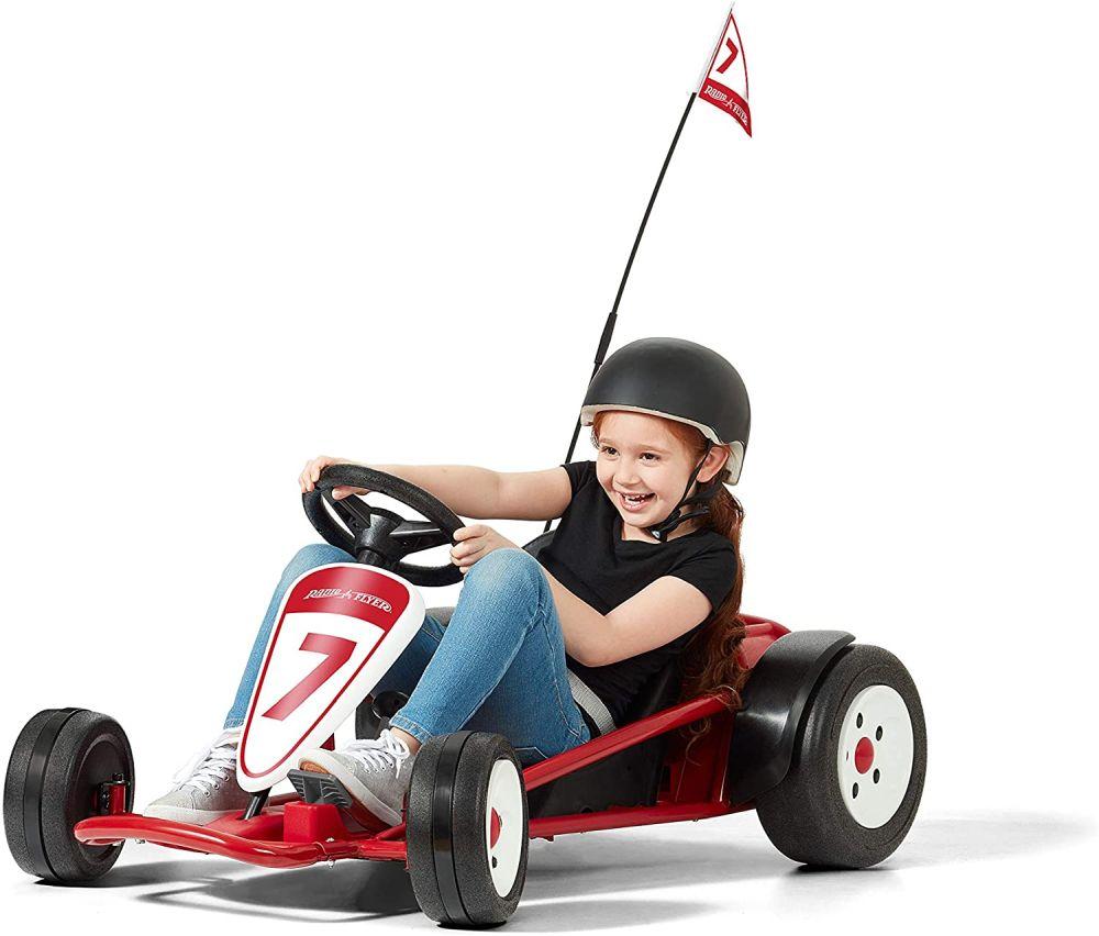 Детский электромобиль Ultimate Go-Kart фирмы Radio Flyer