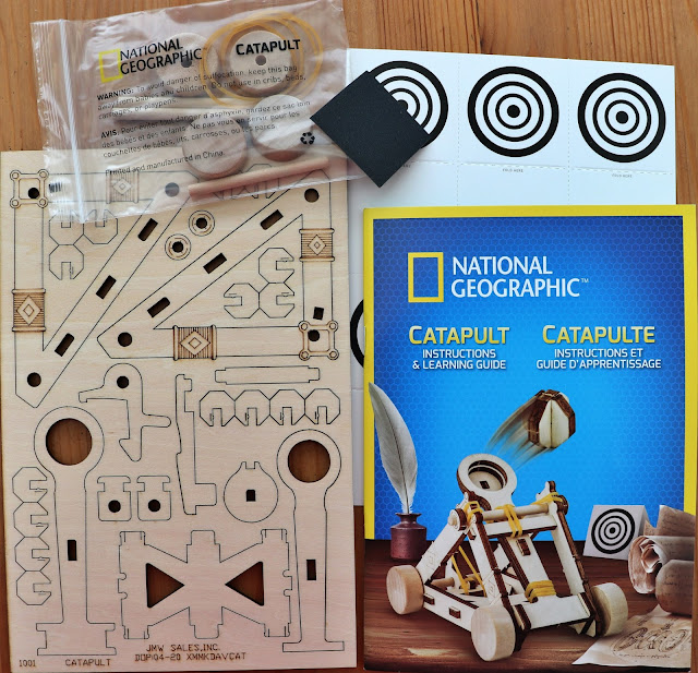 national geographic STEM kit educational