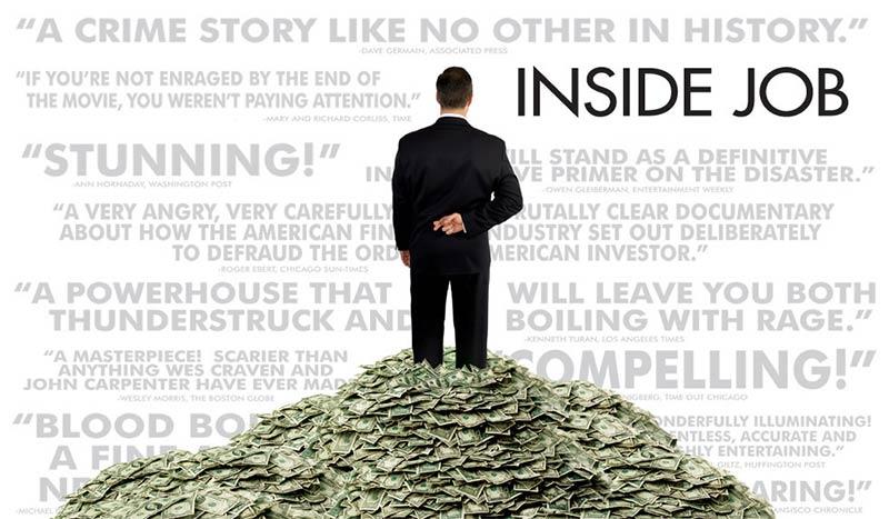 Inside Jobs Movie Poster - Moniedism