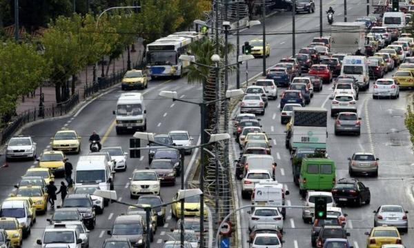 Τέλη κυκλοφορίας 2021: Πότε αναρτώνται στο Taxis