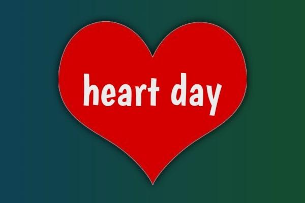 world heart day क्यों मनाया जाता है