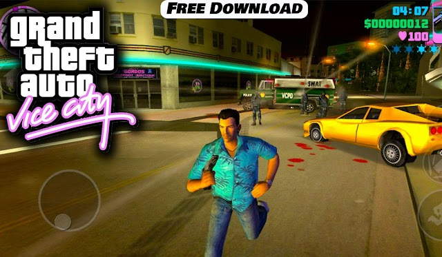 How to Free Download GTA Vice City On Android Easy - MrTechSaif.com