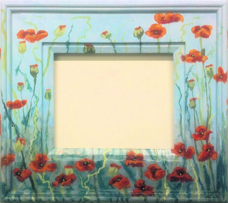 a nice way to save frames linda blondheim florida landscape art