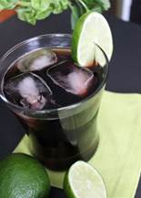 Little Black Dress Drink