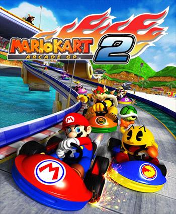 Descargar Mario Kart: Arcade GP 2 [PC] [Full] [1-Link] [Español] Gratis [MEGA]