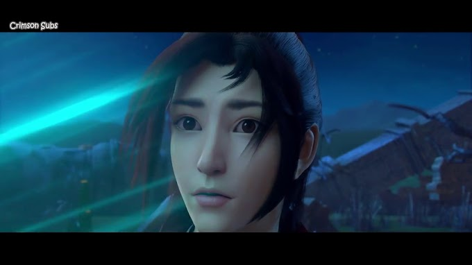 Doupo Cangqiong 3 | Battle Through The Heaven 3 Ep2 English Sub 1080P