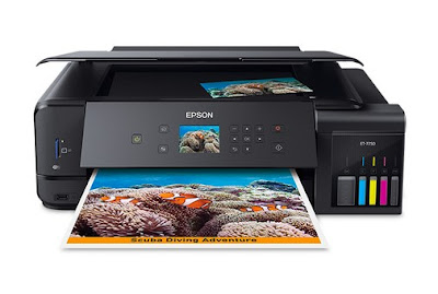 Printer Epson ET-7750 Review - Free Download Driver