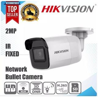 IP Camera HIKVISION DS-2CD2021G1-I 4.0mm