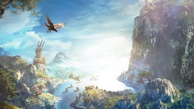 Paisagem Assassin's Creed Odyssey