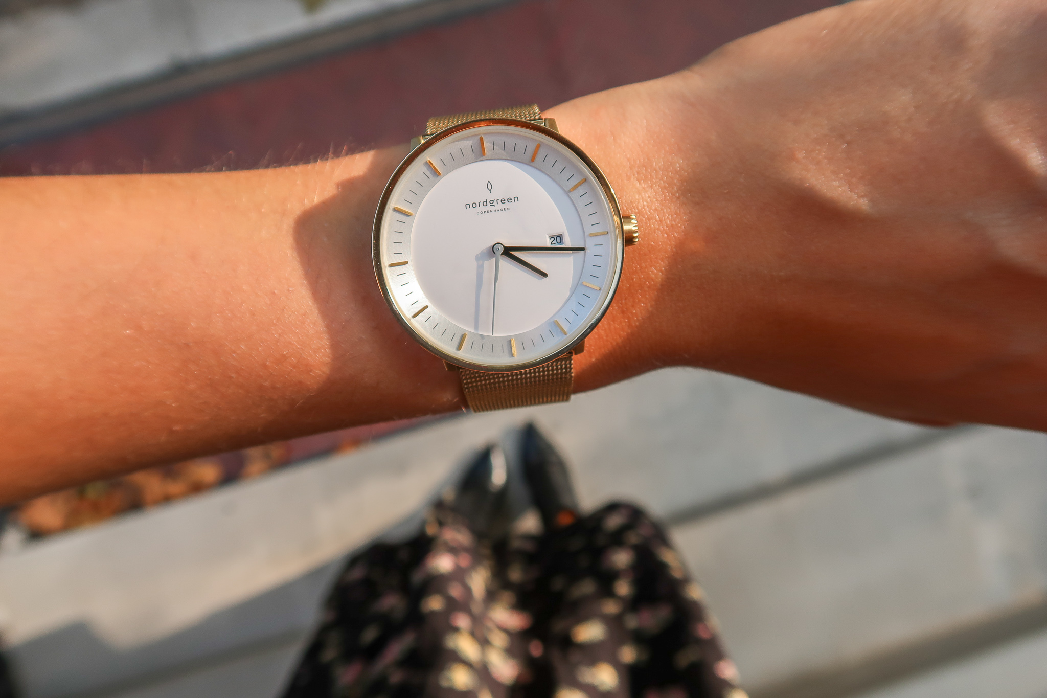 Nordgreen women's watch peexo