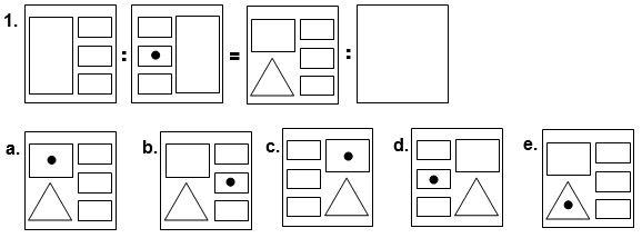 Latihan soal HOTS TIU CPNS - Kemampuan Figural 1