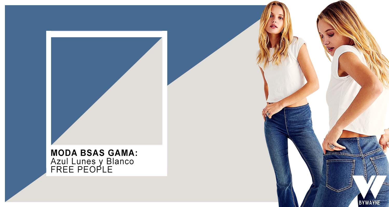 moda colores verano 2022 jeans mujer