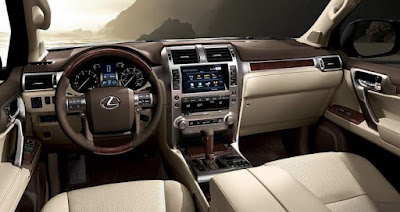 Lexus GX 2018 Review, Specs, Price
