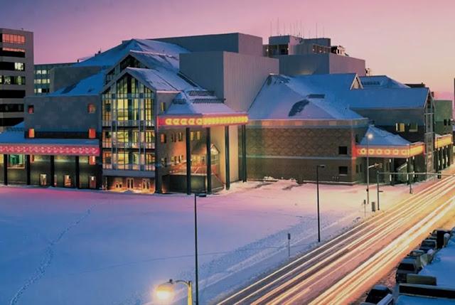 the Performing Arts in Anchorage, Alaska