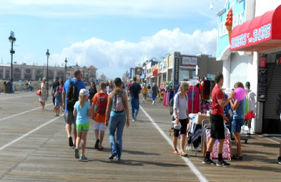 8 Things to do on the Boardwalk in Ocean City New Jersey