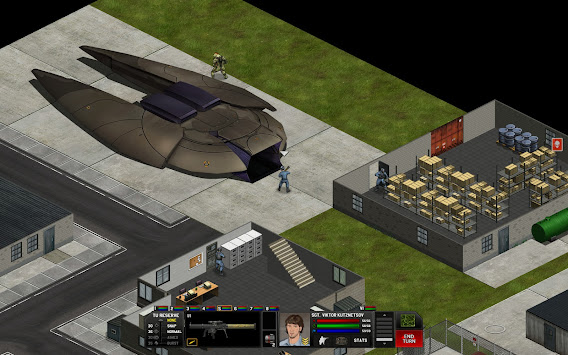 Xenonauts ScreenShot 03