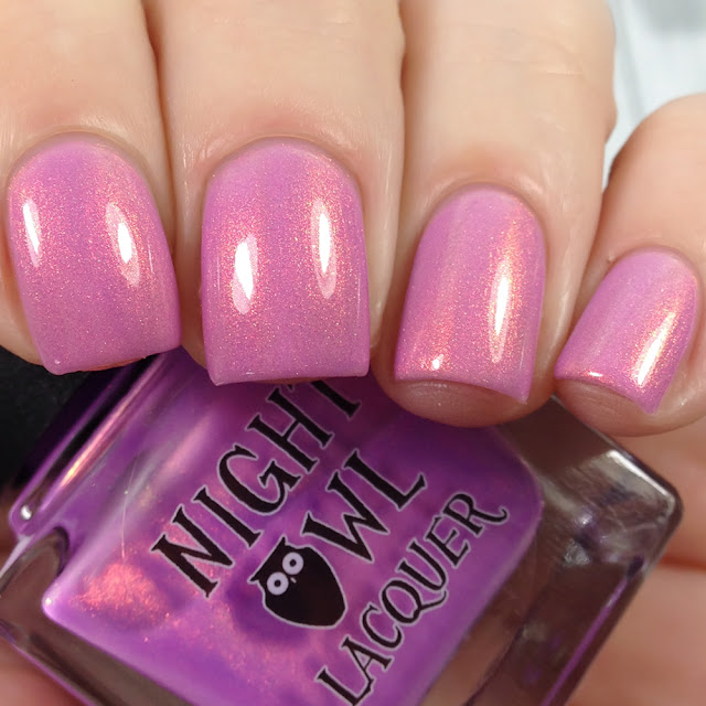 Night Owl Lacquer-On The Bright Side