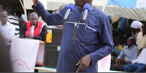 Governor Nanok Reaffirms His Support For Ruto