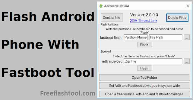 Fastboot-Flash-Tool-Download