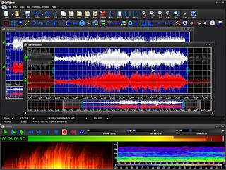 تحميل محرر صوت رقميGoldWave 6.40 النسخة الكاملة + المحمولة