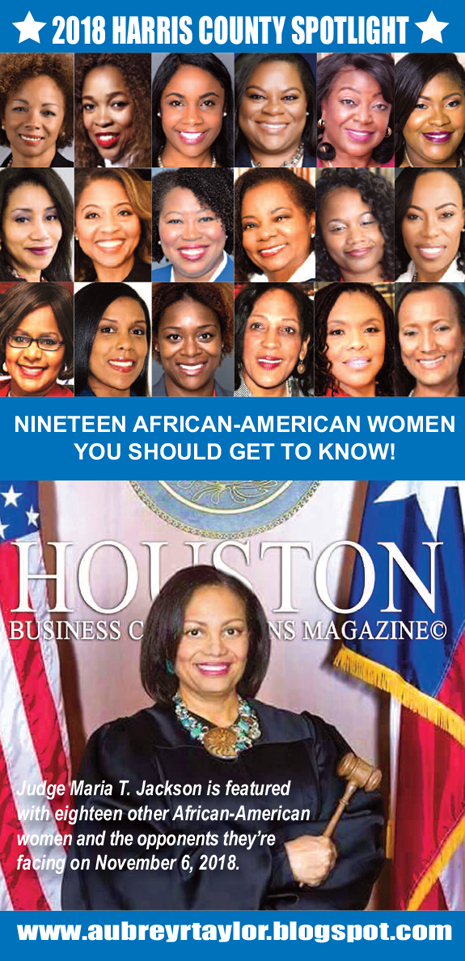 NINETEEN AFRICAN AMERICAN 2018 DEMOCRATIC FEMALE CANDIDATES YOU SHOULD GET TO KNOW!
