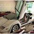Lamborghini Countach e Ferrari 308 abandonados são encontrados por jovem na casa dos avós