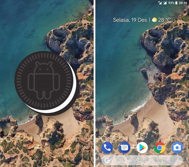 ROM Pixel Experience 8.1 Oreo di Redmi Note 4X Snapdragon