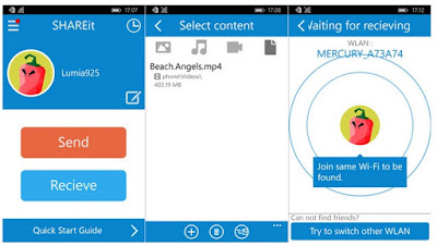 SHAREit Apk Latest Version For Android