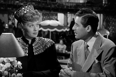 Two Smart People (1946) starring Lucille Ball and John Hodiak